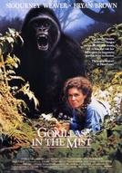 Nas Montanhas dos Gorilas (Gorillas in the Mist: The Story of Dian Fossey)