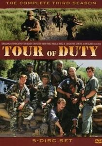 Combate no Vietnã (3ª Temporada) - Poster / Capa / Cartaz - Oficial 1