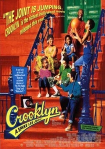 Crooklyn - Uma Família de Pernas pro Ar - Poster / Capa / Cartaz - Oficial 3