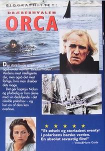 Orca - A Baleia Assassina - Poster / Capa / Cartaz - Oficial 8
