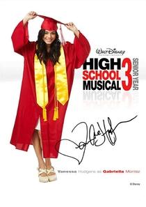High School Musical 3: Ano da Formatura - Poster / Capa / Cartaz - Oficial 8