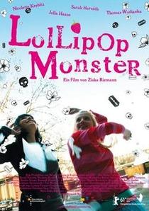 Lollipop Monster - Poster / Capa / Cartaz - Oficial 1