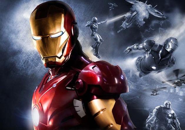 Vídeo Inédito de 'Homem de Ferro 3'