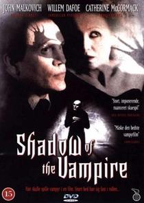 A Sombra do Vampiro - Poster / Capa / Cartaz - Oficial 5