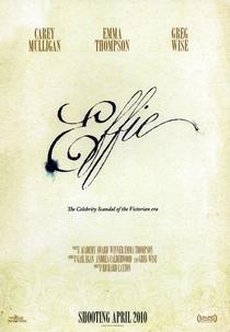 Effie Gray: Uma Paixão Reprimida - Poster / Capa / Cartaz - Oficial 5