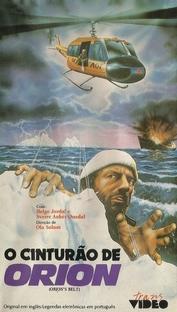 O Cinturão de Orion - Poster / Capa / Cartaz - Oficial 1