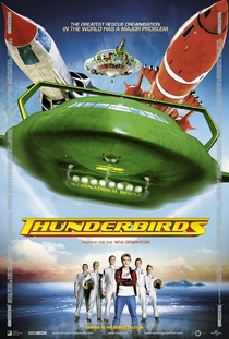 Os Thunderbirds - Poster / Capa / Cartaz - Oficial 4