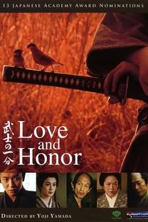 Honra de Samurai - Poster / Capa / Cartaz - Oficial 4