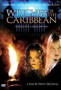 Witches of the Caribbean - Poster / Capa / Cartaz - Oficial 2