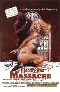 Mardi Gras Massacre - Poster / Capa / Cartaz - Oficial 2