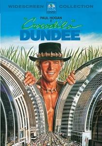 Crocodilo Dundee - Poster / Capa / Cartaz - Oficial 3