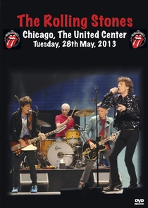 Rolling Stones - Chicago 2013 Night #1 - Poster / Capa / Cartaz - Oficial 1
