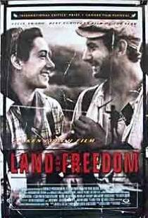 Terra e Liberdade - Poster / Capa / Cartaz - Oficial 6