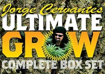 Jorge Cervantes Ultimate Grow - Poster / Capa / Cartaz - Oficial 1
