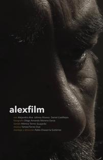 AlexFilm - Poster / Capa / Cartaz - Oficial 1