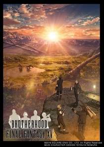 Brotherhood: Final Fantasy XV - Poster / Capa / Cartaz - Oficial 1