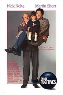 Os Três Fugitivos - Poster / Capa / Cartaz - Oficial 2
