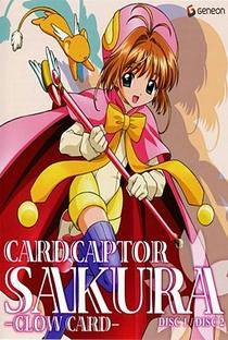 Sakura Card Captors (1ª Temporada) - Poster / Capa / Cartaz - Oficial 3