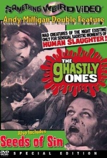 The Ghastly Ones - Poster / Capa / Cartaz - Oficial 1