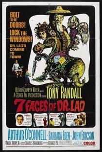 As 7 Faces do Dr. Lao - Poster / Capa / Cartaz - Oficial 3