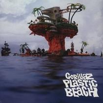 Gorillaz - Plastic Beach - Poster / Capa / Cartaz - Oficial 1