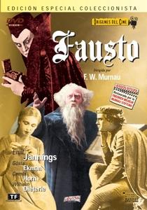 Fausto - Poster / Capa / Cartaz - Oficial 10