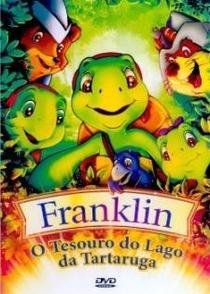 Franklin - O Tesouro do Lago da Tartaruga - Poster / Capa / Cartaz - Oficial 1
