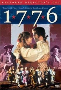 1776 - Poster / Capa / Cartaz - Oficial 1