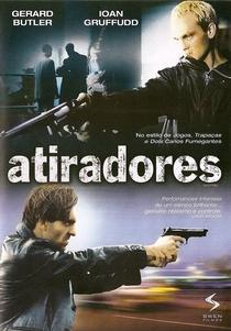 Atiradores - Poster / Capa / Cartaz - Oficial 1
