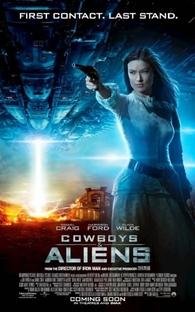 Cowboys & Aliens - Poster / Capa / Cartaz - Oficial 6