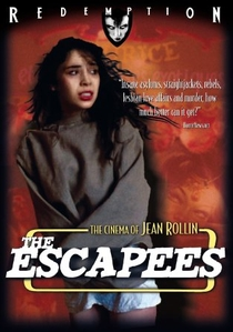 The Escapees - Poster / Capa / Cartaz - Oficial 4