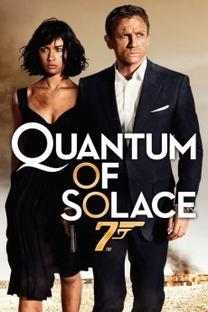 007 - Quantum of Solace - Poster / Capa / Cartaz - Oficial 7