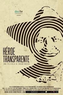 Herói Transparente - Poster / Capa / Cartaz - Oficial 1