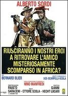 Conseguirão os nossos heróis encontrar o amigo misteriosamente desaparecido na África?  (Riusciranno i nostri eroi a ritrovare l'amico misteriosamente scomparso in Africa?)