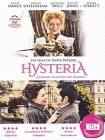 Histeria - Poster / Capa / Cartaz - Oficial 6