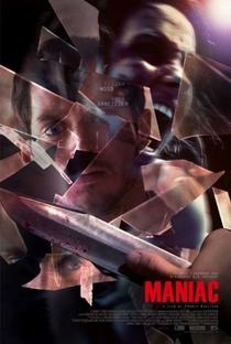 Maníaco - Poster / Capa / Cartaz - Oficial 4