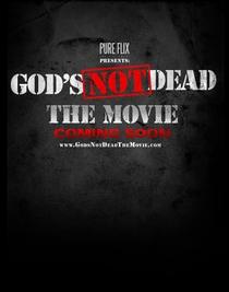 Deus Não Está Morto - Poster / Capa / Cartaz - Oficial 5