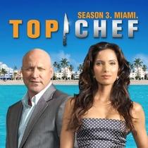 Top Chef (3ª temporada) - Poster / Capa / Cartaz - Oficial 1