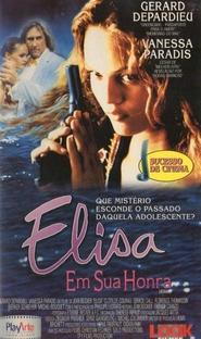 Elisa - em sua honra - Poster / Capa / Cartaz - Oficial 2