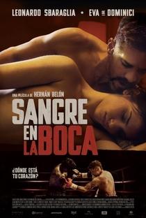 Sangue na Boca - Poster / Capa / Cartaz - Oficial 1