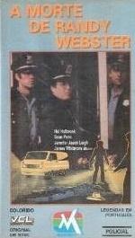 A Morte de Randy Webster - Poster / Capa / Cartaz - Oficial 2