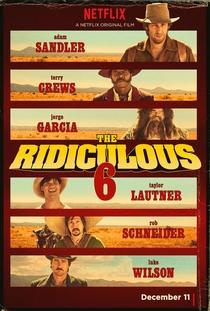 Os Seis Ridículos - Poster / Capa / Cartaz - Oficial 2