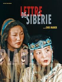 Carta da Sibéria  - Poster / Capa / Cartaz - Oficial 1
