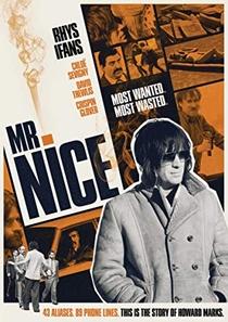 Mr. Nice - Poster / Capa / Cartaz - Oficial 3