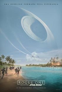 Rogue One: Uma História Star Wars - Poster / Capa / Cartaz - Oficial 12