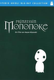 Princesa Mononoke - Poster / Capa / Cartaz - Oficial 55