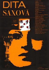 Dita Saxová  - Poster / Capa / Cartaz - Oficial 1