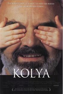 Kolya - Uma Lição de Amor - Poster / Capa / Cartaz - Oficial 6