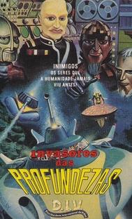 Invasores das Profundezas - Poster / Capa / Cartaz - Oficial 1