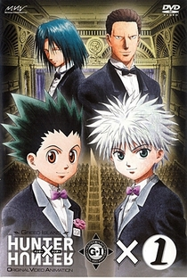 Hunter x Hunter (OVA 2: Greed Island) - Poster / Capa / Cartaz - Oficial 2
